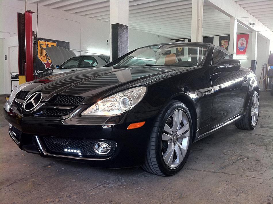 Mercedes benz repair masterclass automotive european for Mercedes benz restoration