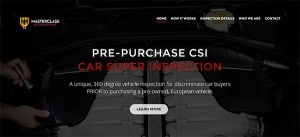 Pre-Purchase CSI