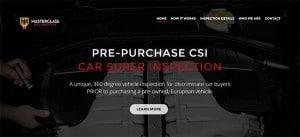 Pre-Purchase CSI