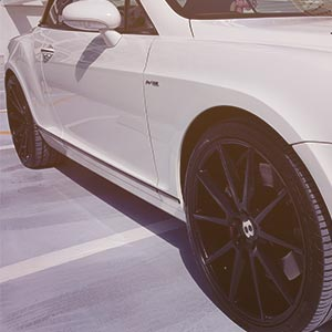Bentley Continental Maintenance - 36 Month Unlimited Plan
