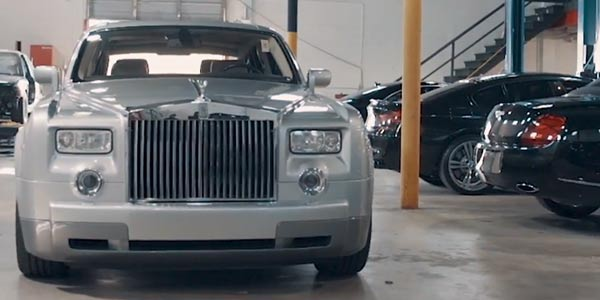 Rolls-Royce Repair Miami