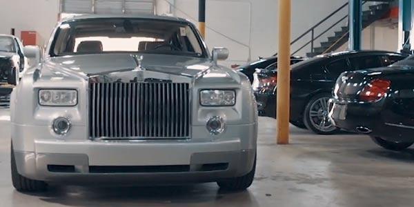 Rolls-Royce Repair Miami